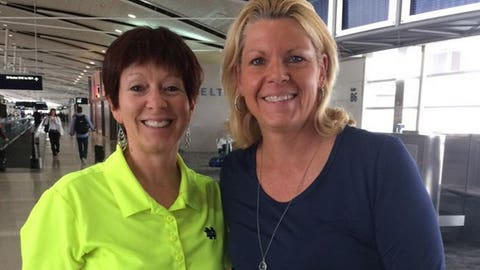 Pam Borton, former Gophers women's basketball coach