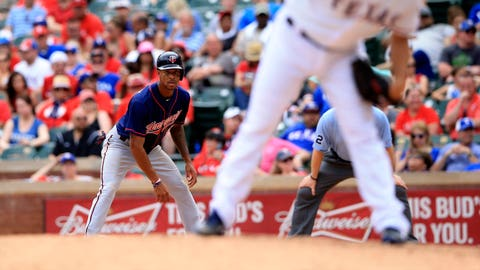 Twins at Rangers: 6/12/15-6/14/15