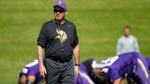 Will there be a second-year leap under Mike Zimmer?