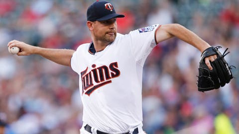 White Sox at Twins: 6/22/15-6/24/15