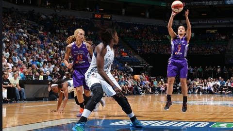 PHOTOS: Lynx 71, Mercury 56