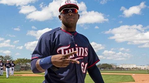 Miguel Sano, Twins prospect