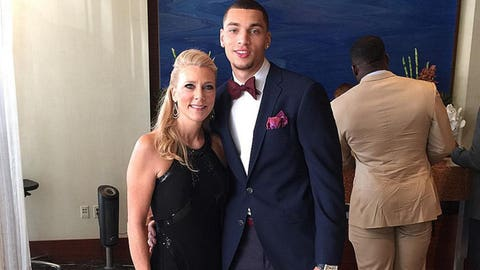 Zach LaVine, Wolves guard