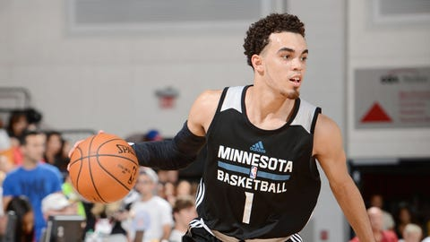 Tyus Jones, Wolves PG