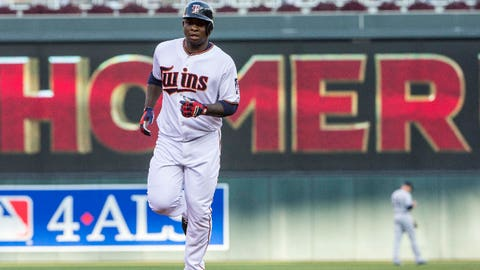 Watch Sano become a capable outfielder