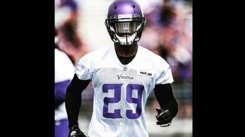 Xavier Rhodes, Vikings CB