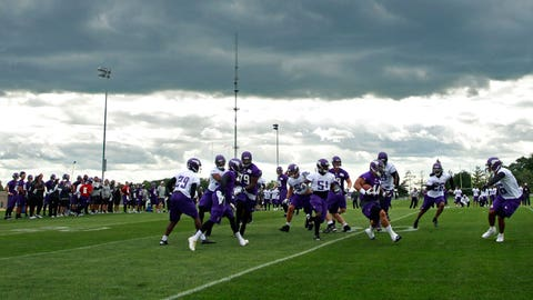 Vikings announce training camp will move to new Eagan facility in 2018