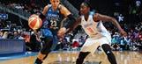 Moore, Lynx shatter Dream's upset bid, 84-82