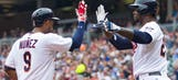 Twins take series with win over Indians