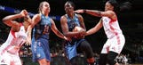 Lynx lose to Mystics in first of home-and-home