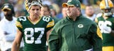 Packers' Nelson says knee 'hiccup' not concerning