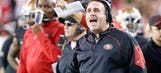 49ers' Tomsula not committed to quarterback switch for rest of season
