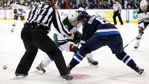 Connor Hellebuyck can't stop winning as Jets tame Wild