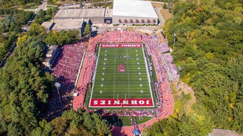 St. John's athletics page