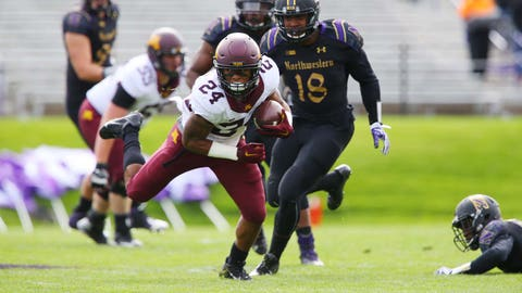 Gophers at Wildcats: 10/3/15