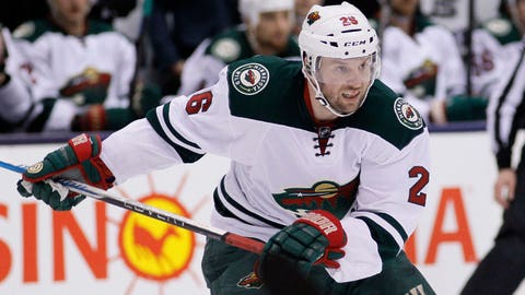 Vanek returning to his old form