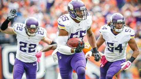 Anthony Barr, Vikings LB