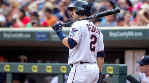 Player of the year: Brian Dozier