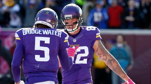 Chiefs at Vikings: 10/18/15