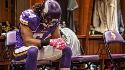 Eric Kendricks, Vikings LB