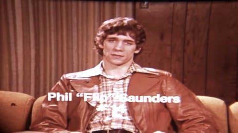 Flip Saunders through the years