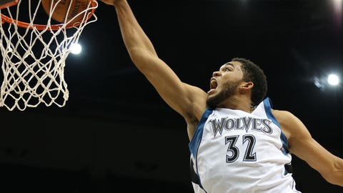 32 Karl-Anthony Towns, PF/C