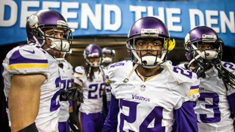 Andy Kenutis, Vikings team photographer