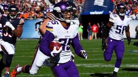 Marcus Sherels, DB, Minnesota Vikings