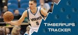 Timberpups Tracker: March 17 edition