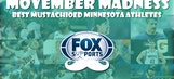 Movember Madness: Vote for the best all-time mustachioed Minnesota athlete