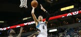 Timberwolves lose fourth straight, to Grizzlies