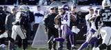 Vikings breeze past Raiders, take possession of first in NFC North