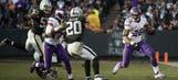 Upon further review: Vikings at Raiders
