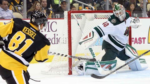 Devan Dubnyk continues to shine