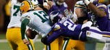 With home playoff game within reach, Vikings prepare to turn tables on Packers