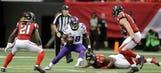 Upon further review: Vikings at Falcons