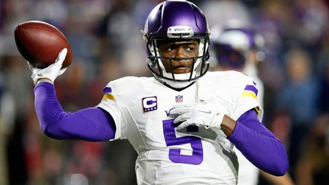 PHOTOS: Vikings at Cardinals