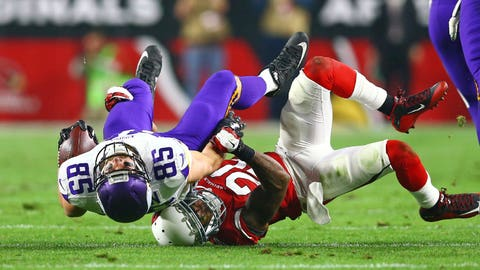 Dec. 10: Cardinals 23, Vikings 20