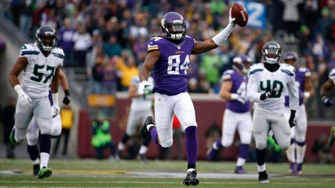 Dec. 6: Seahawks 38, Vikings 7