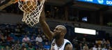 NBA players, Minnesota athletes react to Garnett retiring