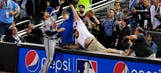 Twins to add protective netting above dugouts