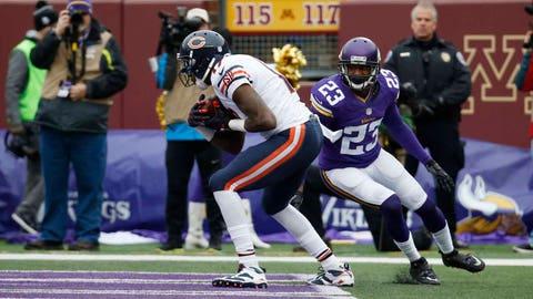 Bears at Vikings: 12/20/15