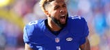 Giants receiver Beckham to appeal suspension
