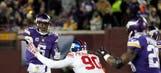 PHOTOS: Giants at Vikings: 12/27/15