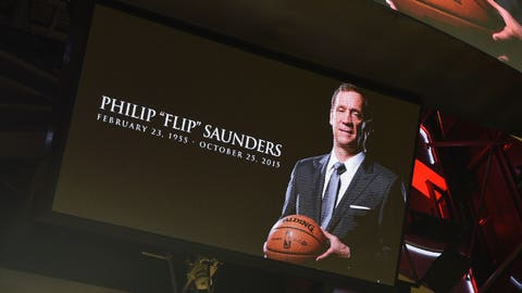 Death of Flip Saunders