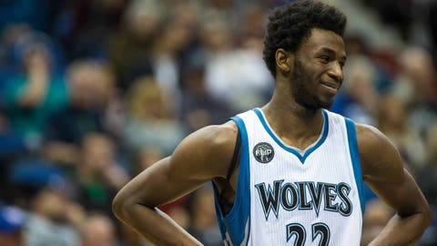 Andrew Wiggins named NBA Rookie of the Year