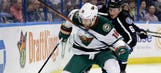 Zucker signs two-year deal with Wild