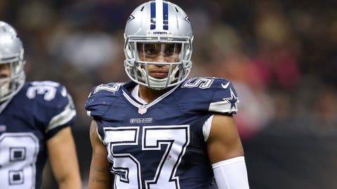 Damien Wilson, LB, Dallas Cowboys
