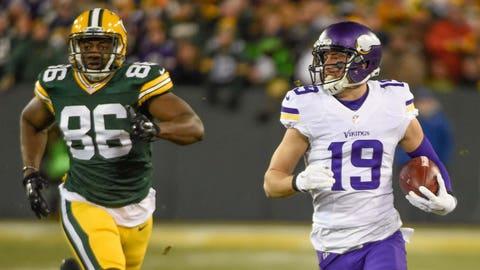 Weeks 2, 16: Sunday, Sept. 18; Saturday, Dec. 24 vs. Green Bay Packers