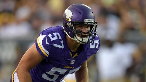LB Audie Cole, unrestricted